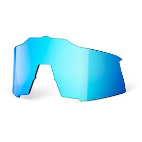 100% Speedcraft Lentille d'échange Grand, blue topaz multilayer mirror
